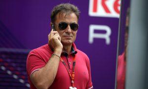 Jean Alesi banks on Ferrari again in China