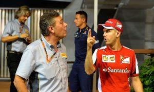 Ferrari looking good, says Pirelli's Mario Isola