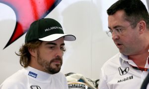 McLaren and Alonso debate the future... if there is one!
