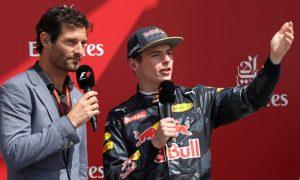 Webber not judging Red Bull pre-season pace