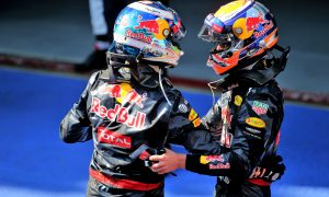 Horner salutes the 'strongest driver pairing' in Formula 1