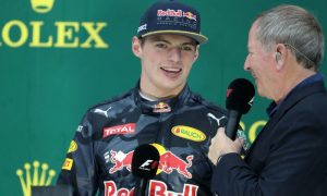 'Huge pressure now on Max', says Jos Verstappen