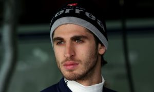 Giovinazzi keeping a positive outlook despite Sauber snub