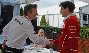 Allison extends credit to former employer Ferrari