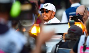 Hamilton 'stronger than ever' after relationship reset - Wolff
