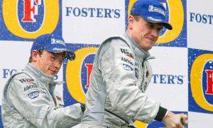 Birthday boy Coulthard's last Grand Prix victory