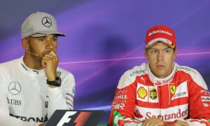 Hamilton warned Vettel off after Baku 'disrespect'