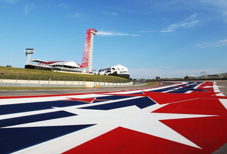 United States Grand Prix, Circuit of the Americas, Austin, Texas