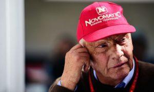 Niki Lauda aiming to take to the skies again?