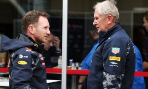 Helmut Marko plays down Red Bull's title chances!