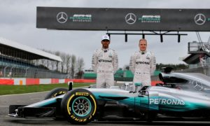 Mercedes reveals launch date of 2018 W09 charger