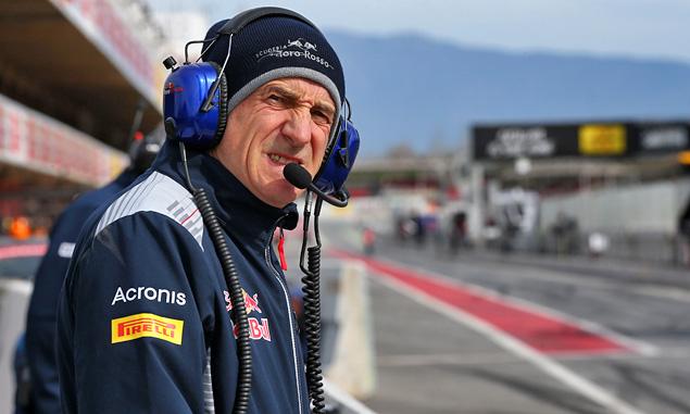 Toro Rosso aims to lead F1's midfield