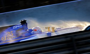I played it safe in the wet, says Giovinazzi
