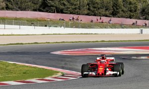 Ferrari test pace gets Wolff's attention