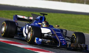 Wehrlein fit and well after first day back in action