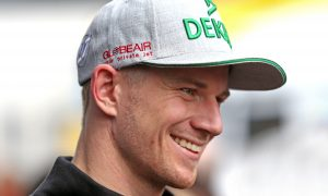 Hulkenberg relishing chance to race in his 'back yard'