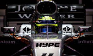 Sergio Perez longing to 'go racing again'