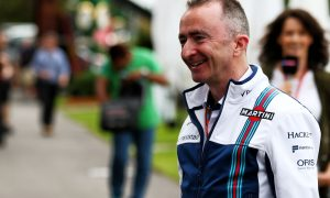 Paddy Lowe: Excited to go 'back to school'