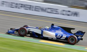 Ericsson: 'Positive' day for Sauber
