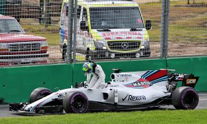 Massa frustrated by FP2 electrical issue
