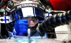 Third place in qualifying 'not ideal' for Bottas