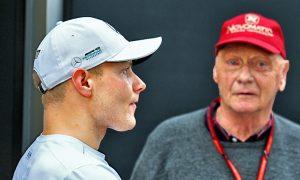 Lauda: Bottas has already proven himself at Mercedes