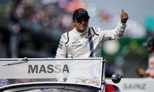 Quick-fire question session with Felipe Massa