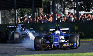 'It was a fantastic weekend,' rejoices Giovinazzi