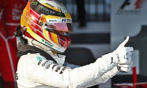Hamilton not surprised by Ferrari's winning pace