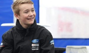 Billy Monger posts heartfelt message from hospital