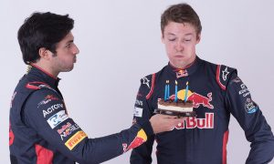 Kvyat: 'Sainz no friend of mine!'