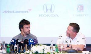 Video: Alonso undeterred by Indy perils