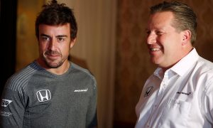 'It all started as a joke,' Brown says about Alonso and Indy