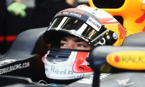 Gasly labels test day a 'mega experience'