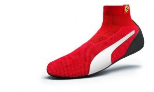 Will Vettel blow the socks off his rivals with new... racing sock?