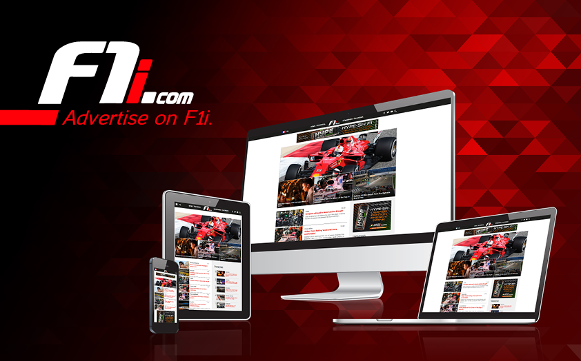 Advertise on F1i
