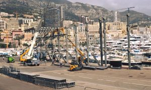 Meantime, back in Monaco...