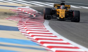 Renault in the process of solving race pace form - Bell
