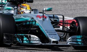 Bahrain test Day 1: Hamilton heads Giovinazzi