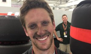 Romain Grosjean, the chimney sweeper