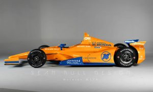 Alonso embraces Indy and his inner orange