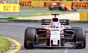 Perez looking for twelfth consecutive points finish!