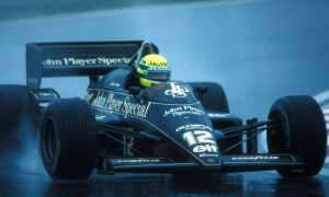 Estoril 1985: Senna scores his first F1 win
