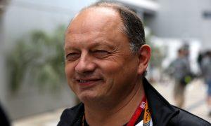 Vasseur praises Renault progress