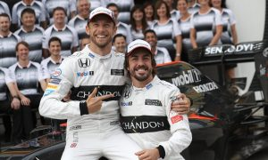 Button steps in to replace Alonso for Monaco!