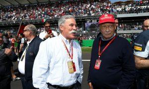 Lauda: No risk of Mercedes leaving F1 for Formula E