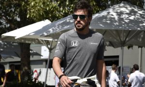 Alonso races into the world of fashion with new brand