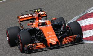 McLaren chassis 'fastest through the corners' - Vandoorne