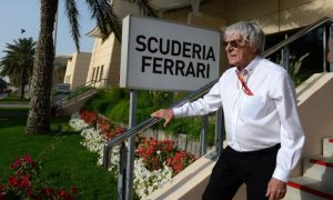 Ecclestone: 'I'm a hit-man with a gun but no bullets!'