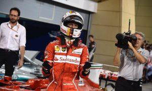 Cooler temps in Sochi won't hinder Ferrari - Vettel